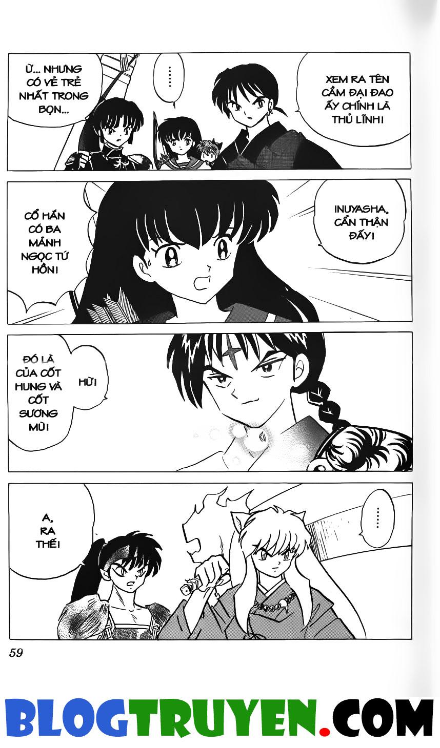 Inuyasha vol 26.3 trang 18