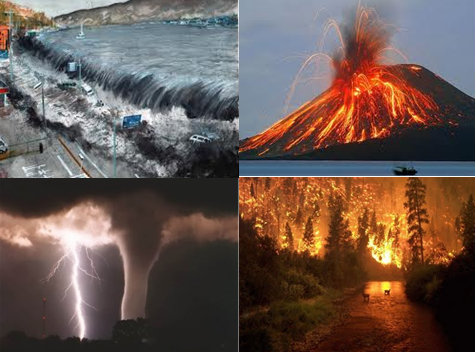 Natural Disasters Destructive Forces Of Nature