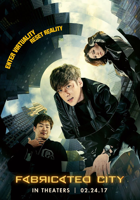 Fabricated City 2017 Subtitle Indonesia