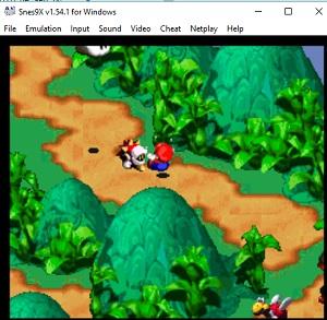 Emulador de Super Nintendo Snes9x 1.54.1