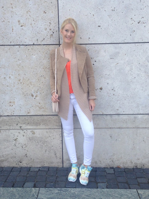 TheBlondeLion Adidas ZxFlux DefShop Sporty Chic http://www.theblondelion.com/2015/06/look-outfitoftheday-adidas-sneakers-zxflux-defshop.html