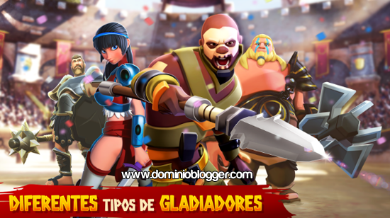 Gladiator Heroes para Android