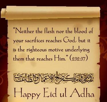 Happy eid al adha quotes 2018 sayings islamic wishes bakrid eid al adha wishes m4hsunfo