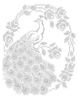 applique schema gratis free crochet uncinetto amigurumi | 320x256