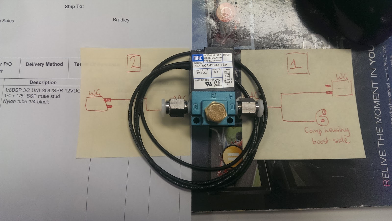 o u003c wo bu jiu dao i dont know shirimasen u003e u003c 3port boost hunter valve wiring two stations mac valve boost solenoid wiring [ 1600 x 905 Pixel ]