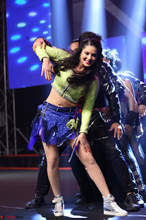 Sunny Leone Dancing on stage At Rogue Movie Audio Music Launch ~  322.JPG