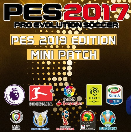 download patch pes 2017 update 2019