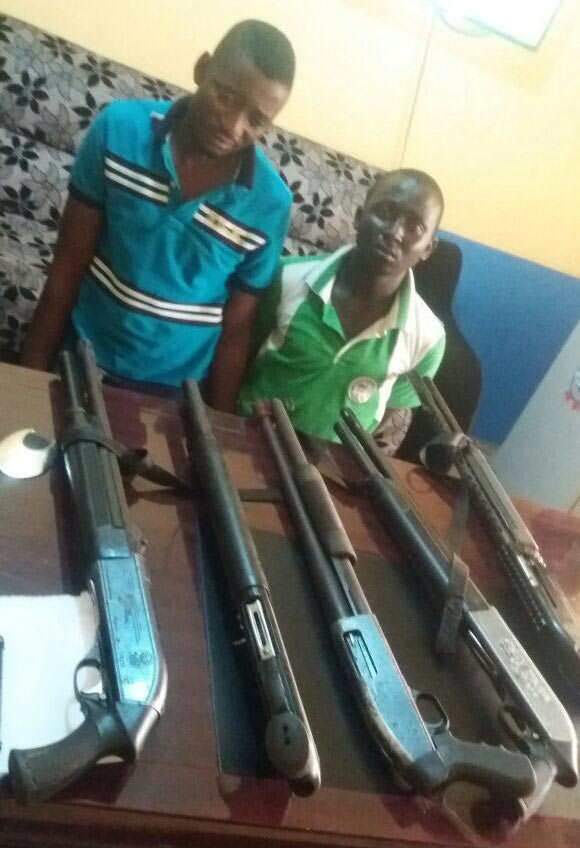 SARS nab two notorious kidnappers in Ogun State