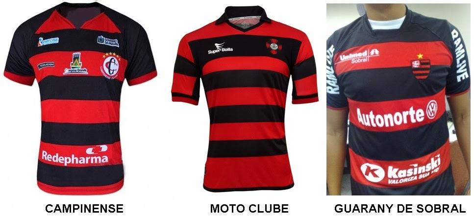 84a85db8dc A Nação  O vermelho e o preto  a camisa que mais influenciou o Brasil