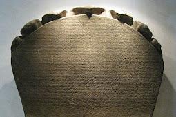 Isi Prasasti Telaga Batu Peninggalan Kerajaan Sriwijaya + Gambar