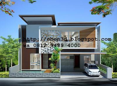 rumah tinggal keluarga