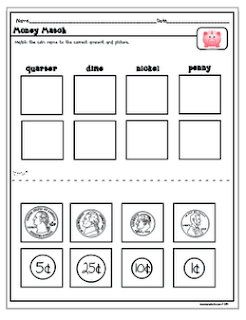 Classroom Freebies: Money Freebie!