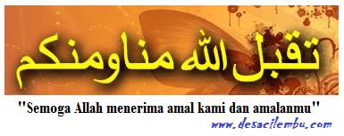 Ucapan Selamat Idul Fitri yang Benar