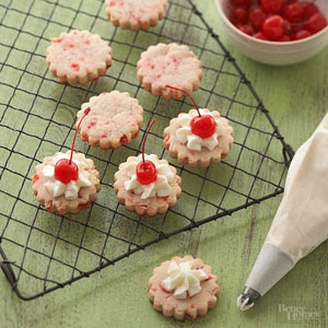 http://www.bhg.com/recipe/cookies/cherry-almond-ornament-cookies/