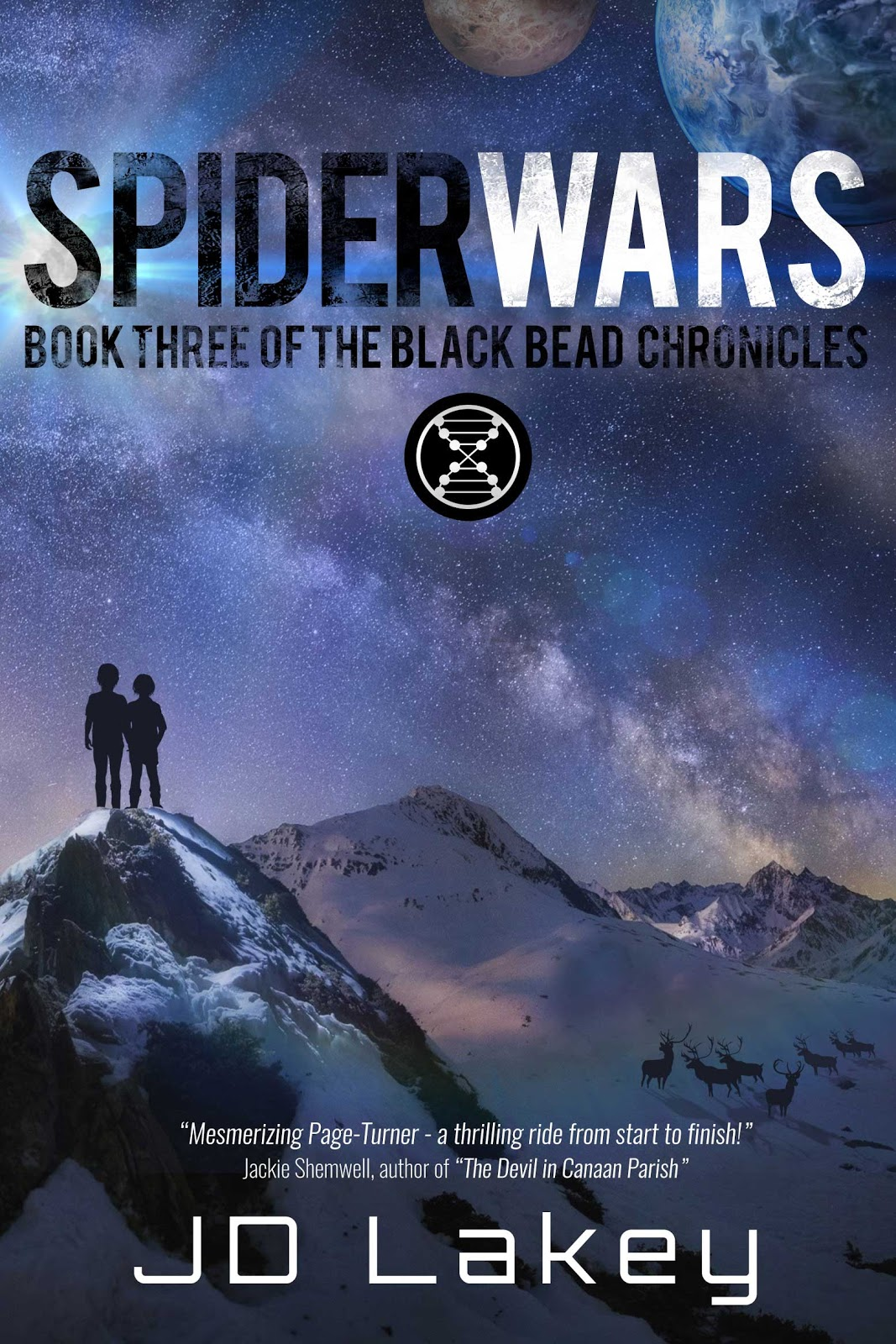 Books And Authors Spider Wars A Science Fiction Novel By
