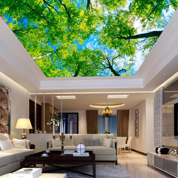Tranh trần nhà