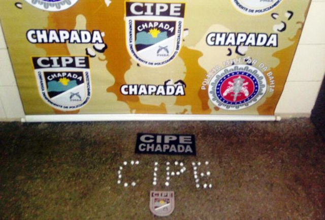 Ibicoara: Operação da Cipe Chapada em Cascavel, prende dois homens acusados de tráfico de drogas