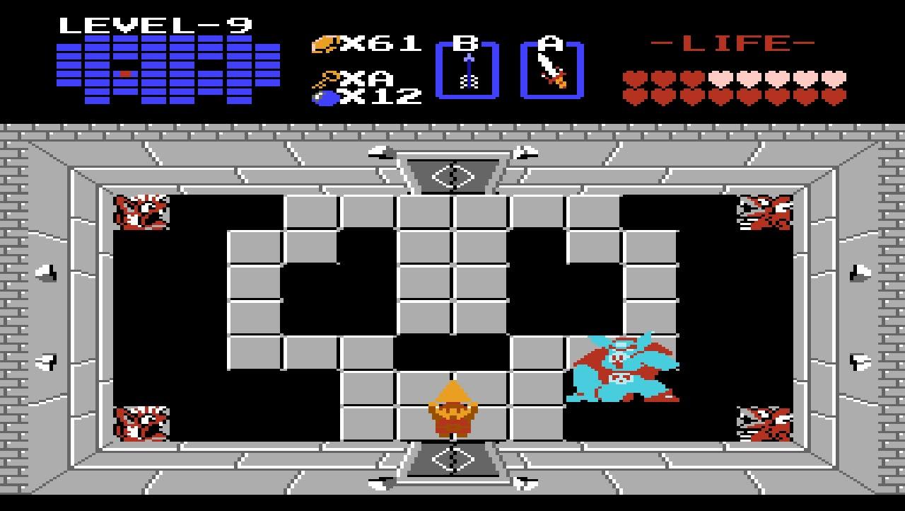 Super Game Fighter Serial Killer Legend Of Zelda 1 The