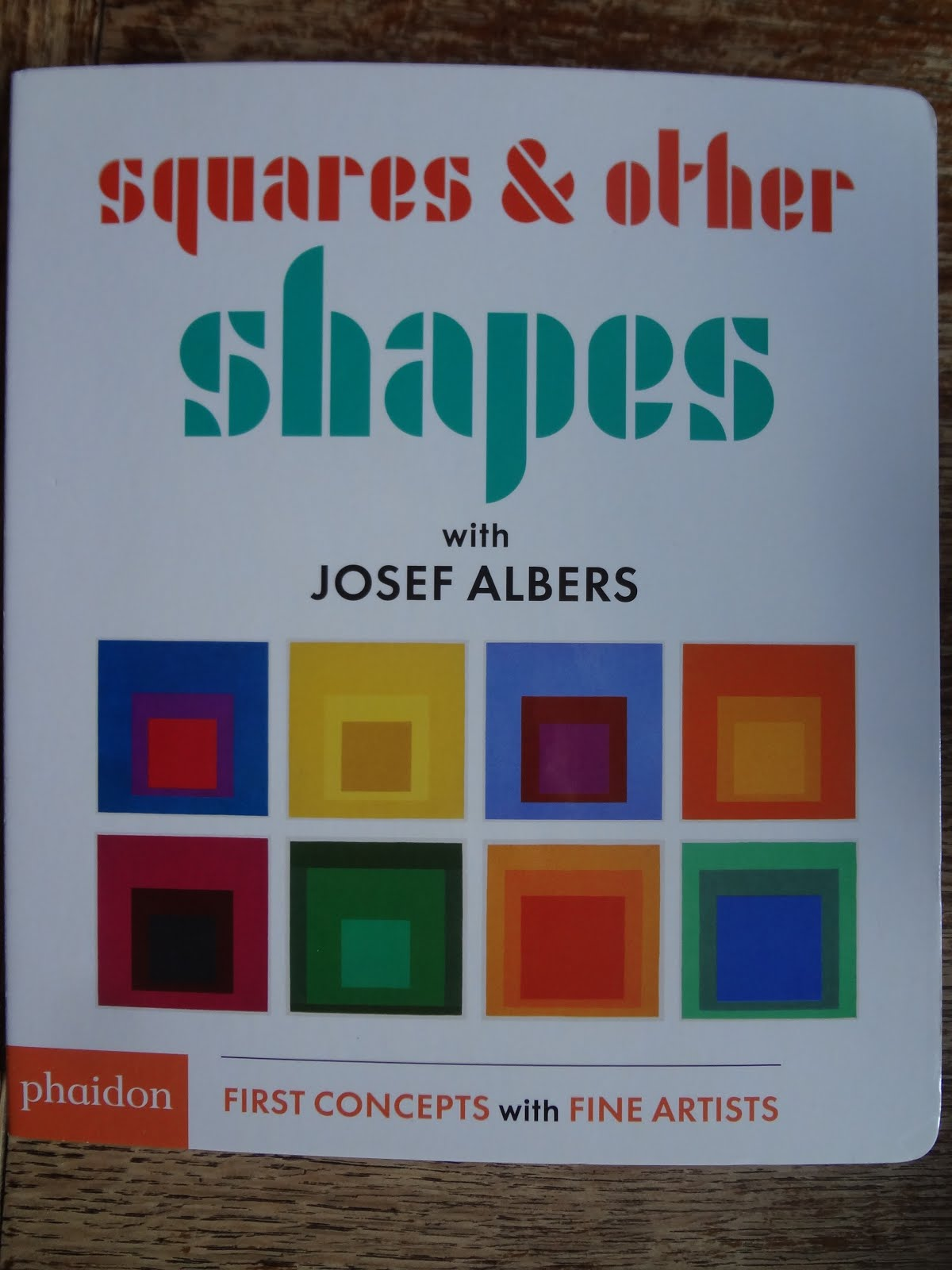 It's all about stories!: Squares and other shapes