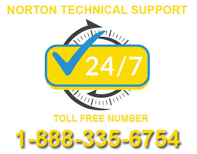 Norton Toll Free Number