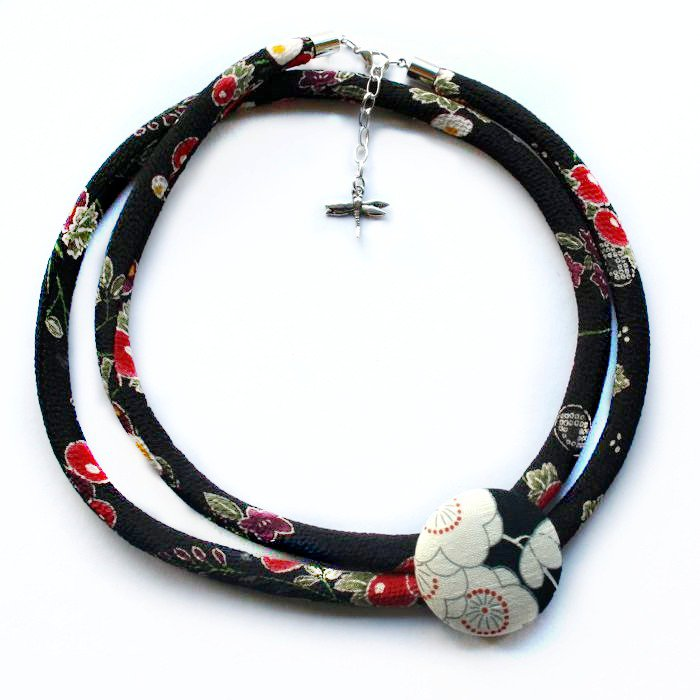 Lauren Williams Japanese Cord Necklaces