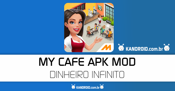 My Cafe: Recipes & Stories APK Mod v2018.6.4 [Dinheiro/Money]