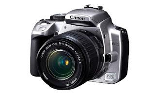 Harga Kamera Canon EOS 350D dan Spesifikasi Lengkap