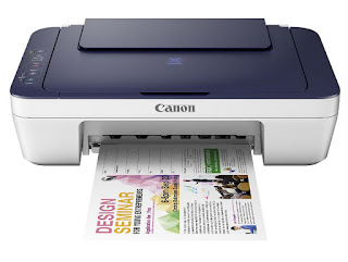 The multifunction printer Canon Pixma MG Canon Pixma MG2577S Driver Download