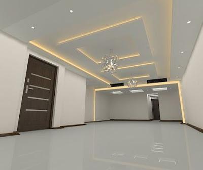 Ide Desain Plafon Modern