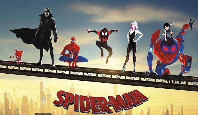 Homem - Aranha: No Aranhaverso (Opinião)