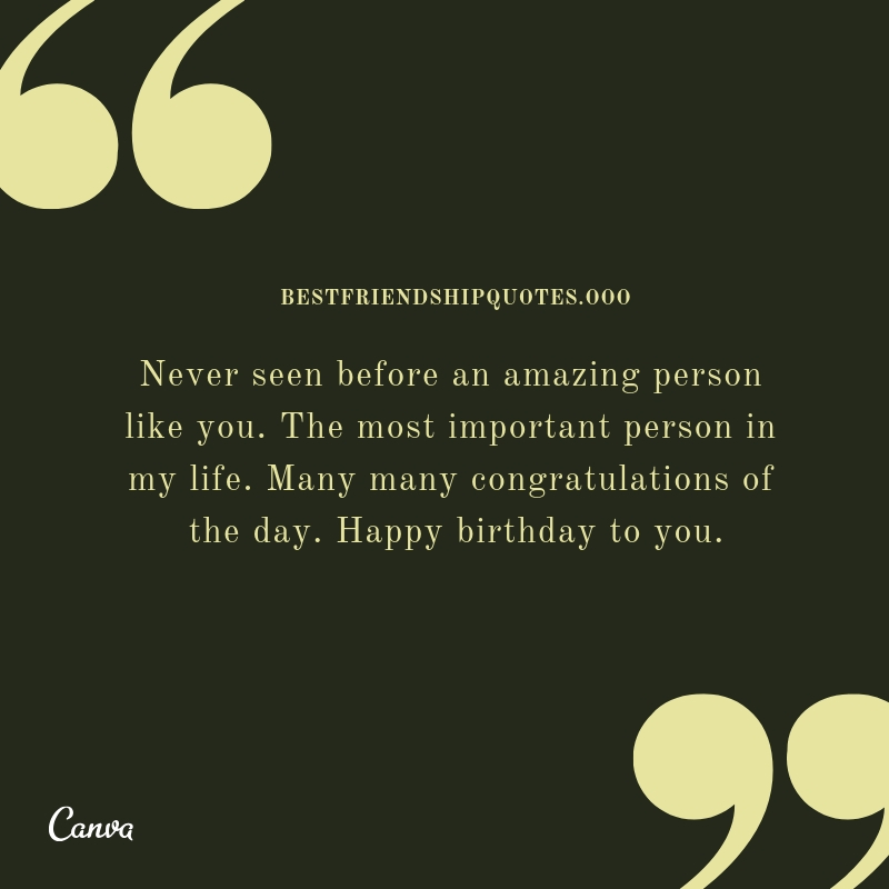 97 Heart Warming Friendship Quotes On Birthday For Best Friend 2019