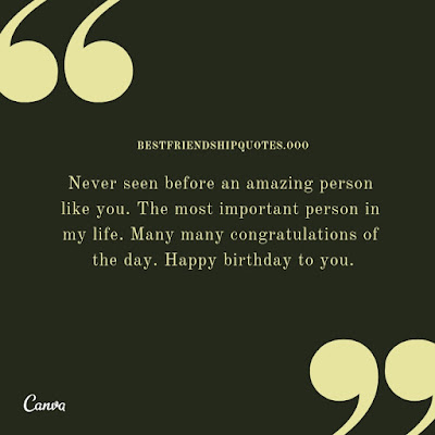 Friendship quotes on brthday