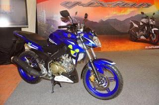 Yamaha V-Ixion