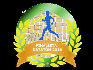 App para Android finalista del premio Datatón 2018