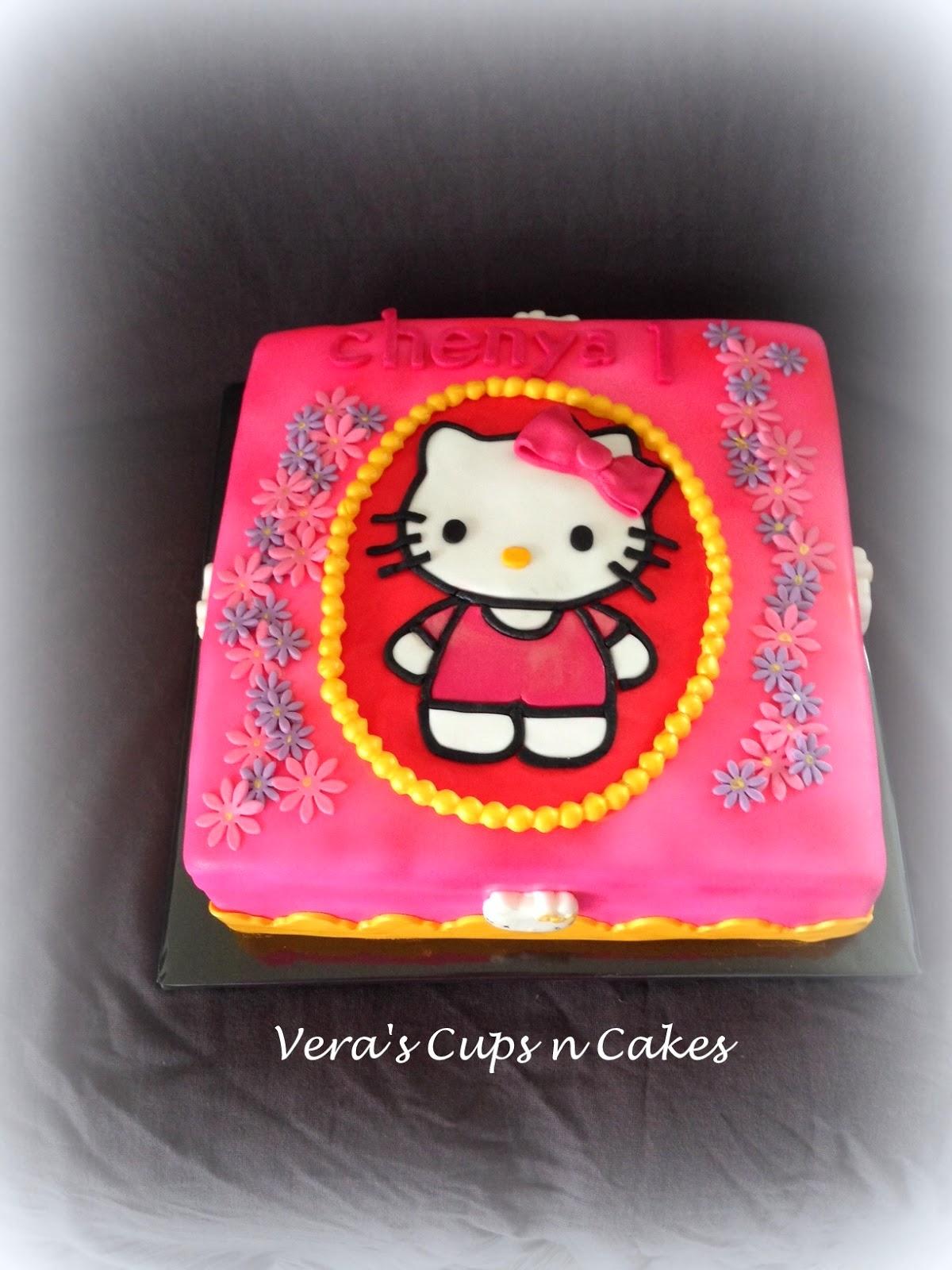 New Jokie en Jet taart & Hello Kitty taart | Vera's cups n cakes @VV55