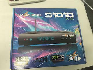 Resultado de imagem para Nazabox S1010 Plus Novo Lançamento