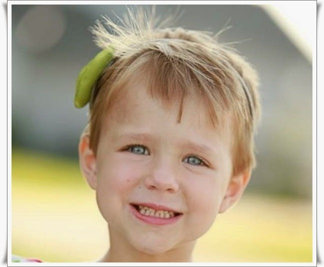 Gaya Rambut Pendek Anak Perempuan