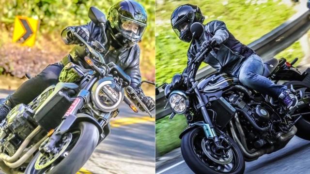 [機車] [心得] 重機日記04:2018 最夯街車 Kawasaki Z900RS vs. HONDA CB1000R 分析