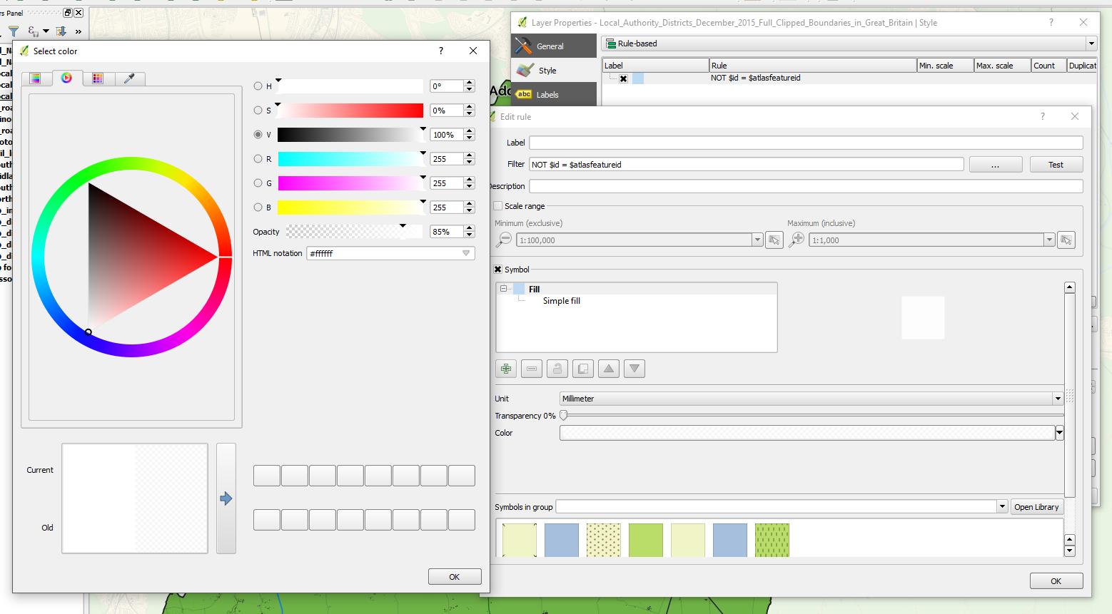 Stats, Maps n Pix: Map Layout Design in QGIS Atlas