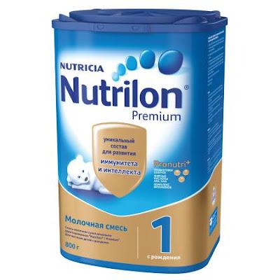 Bán sữa Nutrilon 1 Premium hộp 800g từ 0 tháng tuổi [Sữa Nga xách tay chính hãng]