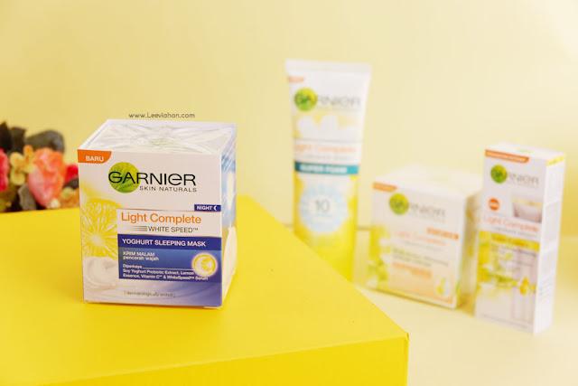 Garnier Indonesia, Garnier, Garnier Light Complete, Pencerah wajah