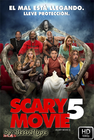 Scary Movie 5 [1080p] [Latino-Ingles] [MEGA]