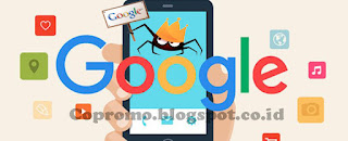 Index artikel ke google
