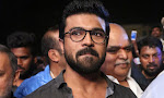 Megapower star Ram Charan at Dhruva pre release event