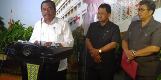 Jaksa Agung Deponering Kasus Samad dan Bambang Widjojanto