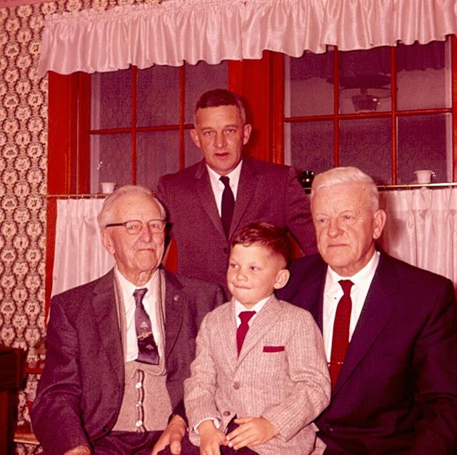 4, Generations, Peabodys