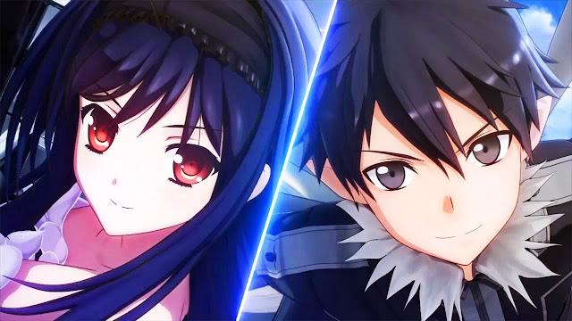 Accel World VS. Sword Art Online vuelve a hacer acto de presencia en este nuevo tráiler