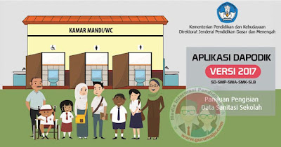 Panduan Pengisian Data Sanitasi Sekolah Pada Aplikasi Dapodik