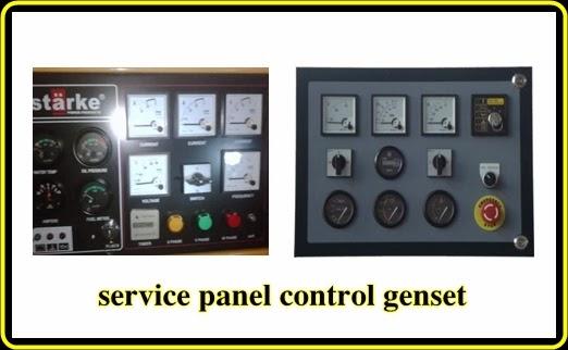 melayani pembuatam panel ac/dc genset