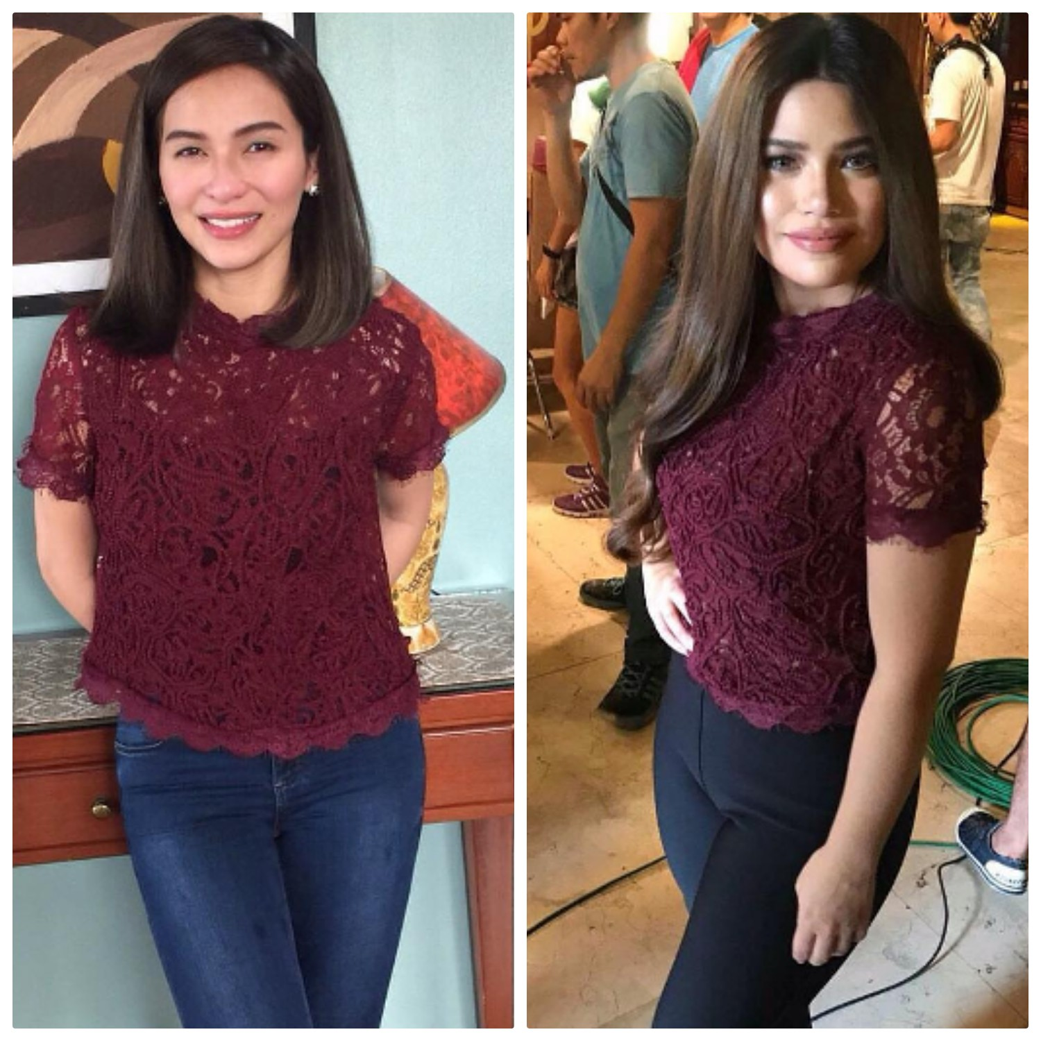 brilliant jennylyn mercado simple outfit recipe